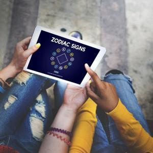 Zodiac Signs Prediction Horoscope Astrological Concept